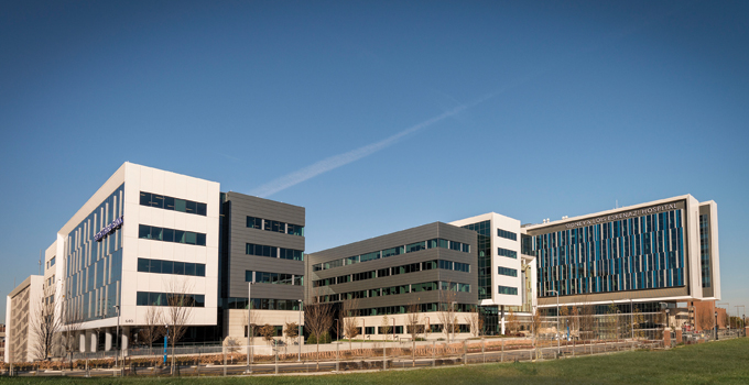 Duke Realty, Fifth Third Bank Building, Eskanazi Health