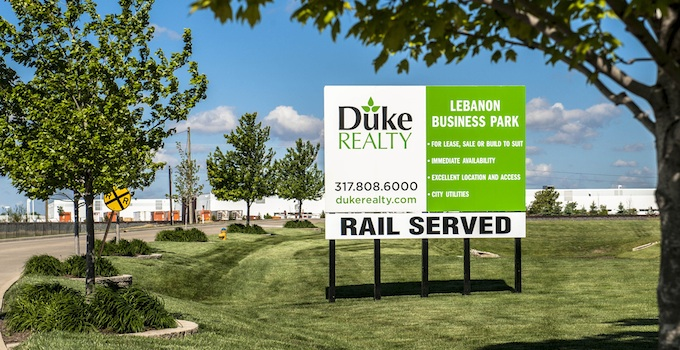 Lebanon Business Park, Duke Realty