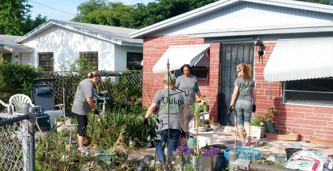 Duke Realty, Day of Service