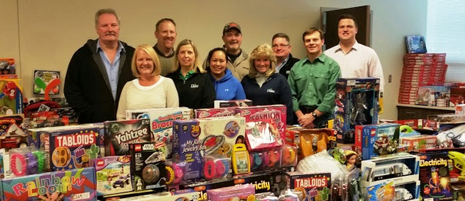 Duke Realty and CEAP: Making the Holidays Brighter for Families in Need