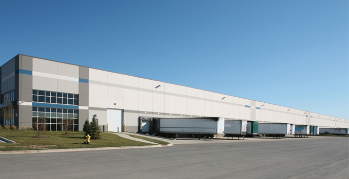 HD Supply Solutions, Grand Warehouse & Distribution